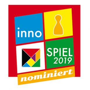 NOMINATIONS INNOSPIEL 2019 #ESSEN