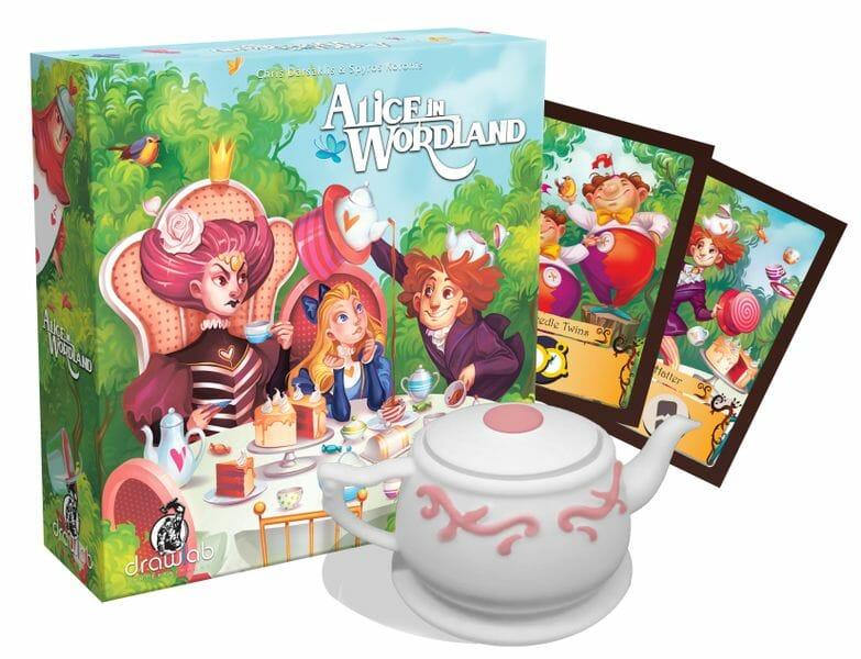 Alice in Wordland jeu