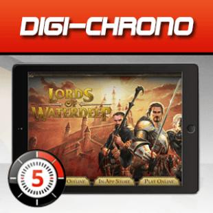 DIGICHRONO – Lords of waterdeep APP