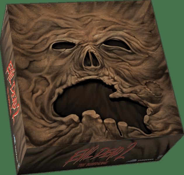 Evil Dead 2 The Boardgame (2019)