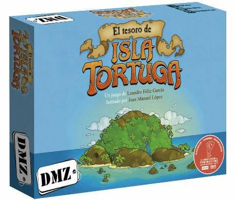 Isla de tortuga-Couv-Jeu de société-Ludovox