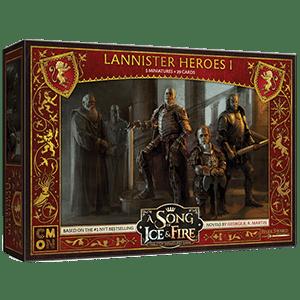 Le Trône de Fer JdF - Héros Lannister 1