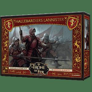 Le Trône de Fer JdF - Hallebardiers Lannister