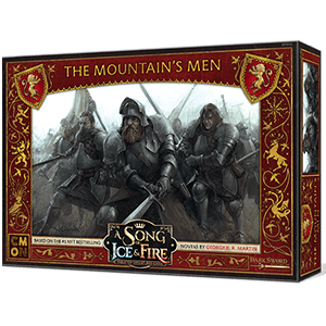 Le Trône de Fer JdF - Les Hommes de la Montagne