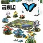 Papillon-Materiel-Jeu de société-Ludovox