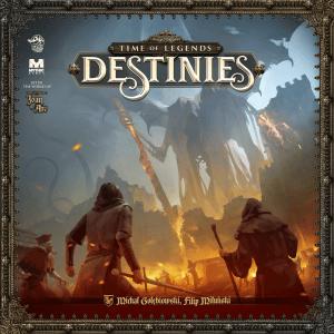 Time of Legends Destinies-Couv-Jeu de société-Ludovox