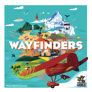 Wayfinders essen jeu