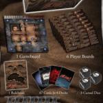 jeu Evil Dead 2 The Boardgame (2019)