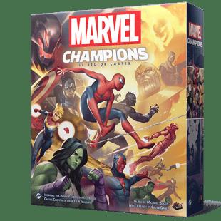 Le test de Marvel Champions the card game