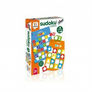 sudoku-colors