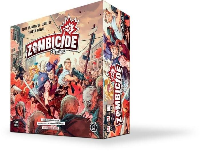 zombicide 2e edition jeu