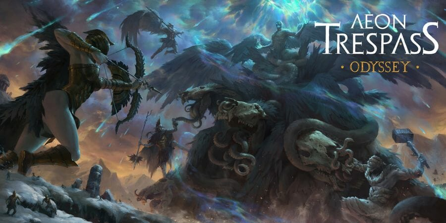 Aeon Trespass Odyssey jeu