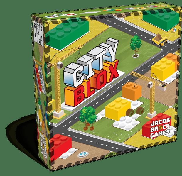 City Blox jeu