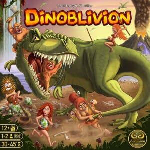 Dinoblivion jeu