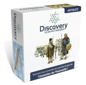Discovery le jeu de l'évolution - Antiquité