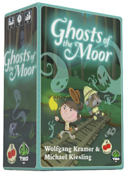 Ghosts of the Moor-Couv-Jeu de société-Ludovox