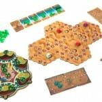 Ishtar - Les Jardins De Babylone-MAteriel-Jeu de société-Ludovox