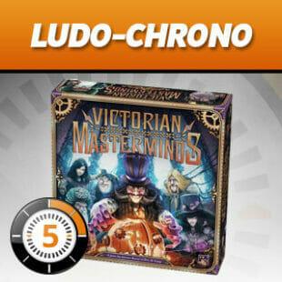 LUDOCHRONO – Victorian Masterminds