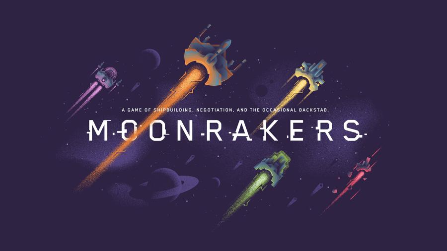 Moonrakers jeu