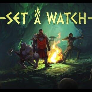 Set A Watch : Mieux nous y verrons, mieux nous taperons !
