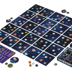 Space bowl jeu