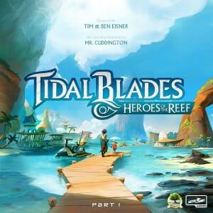 Tidal Blades Heroes of the Reef-Couv-Jeu de société-Ludovox