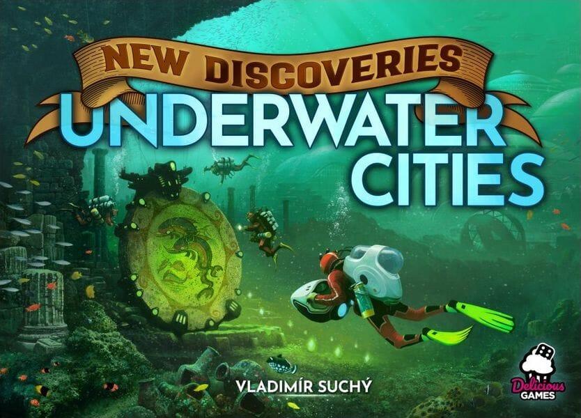 Underwater Cities New Discoveries-Couv-Jeu de société-Ludovox