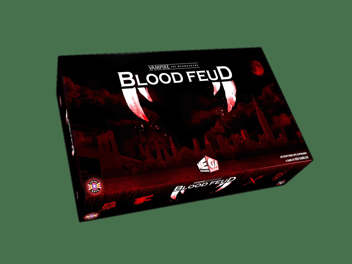 Vampire The Masquerade Blood Feul-Couv-Jeu de société-Ludovox