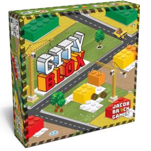 City Blox, l'inspiration LEGO