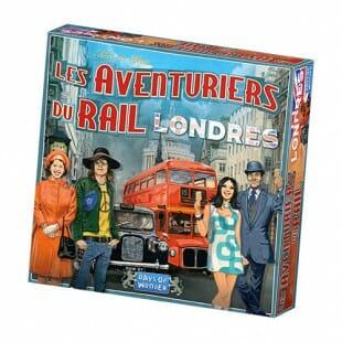 Aventuriers du Rail : Londres : She's Got a Ticket To Ride!