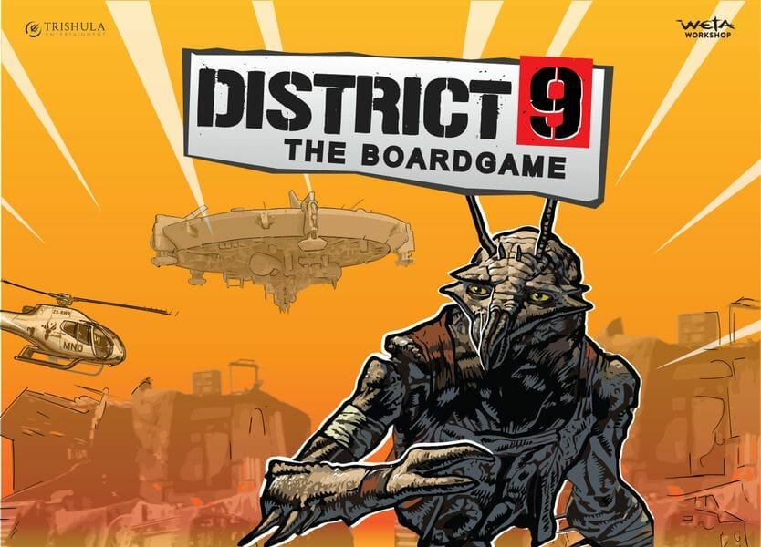 district 9 cover jeu