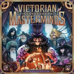 Victorian Masterminds – Engrenages mortels