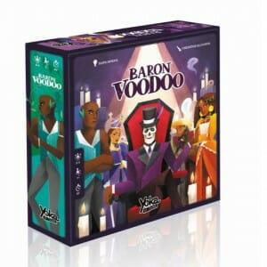 Baron Voodoo jeu ludovox