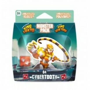 King of Tokyo : Cybertooth Monster Pack