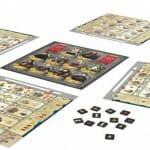 Kingsburg The Dice Game-Materiel-Jeu de société-Ludovox