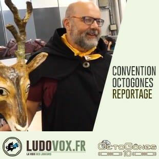Convention Octogones : le reportage spécial