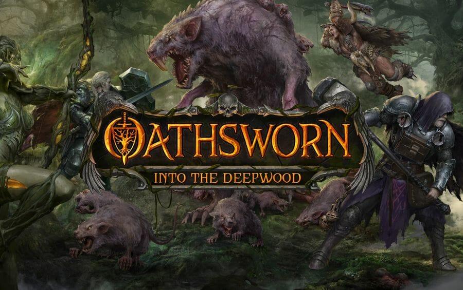 Oathsworn Into the Deepwood