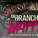 Spirit Island Branches Griffes banniere