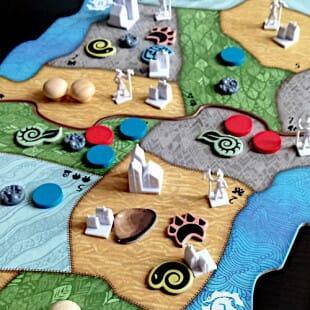 Spirit Island – De Branches et de Griffes – Imprévisiblement Vôtre