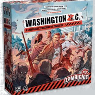 Zombicide (2nd Edition): Washington Z.C. Expansion