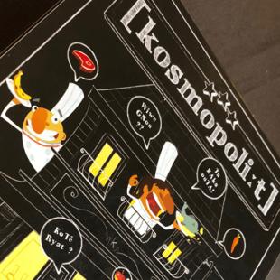 Kosmopoli:t, une recette locavore et multiculturelle de Jeux Opla