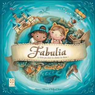 Le test de Fabulia – Le livre-jeu dont tu choisis les héros !