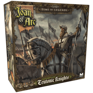 Time of Legends: Joan of Arc – Teutonic Knights