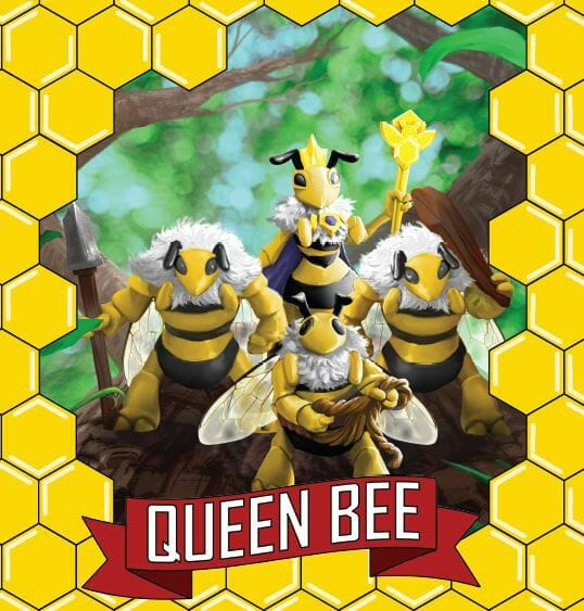 queen bee jeu