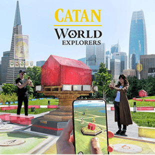Après Pokemon Go, voici Catan World Explorers