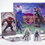 Boss Quest-Materiel-Jeu de société-Ludovox