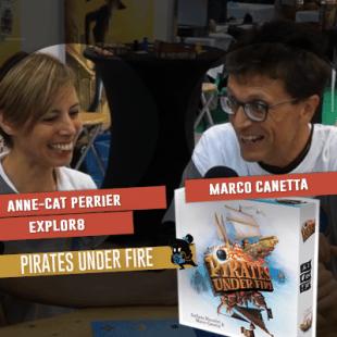 Essen 2019 – Explor8 : Pirates Under Fire