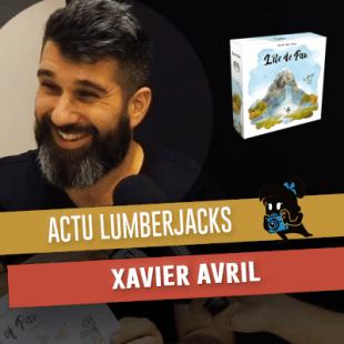 Essen 2019 – Actu & Projets Lumberjacks (L'île de Pan, gamme Coffe break, etc)