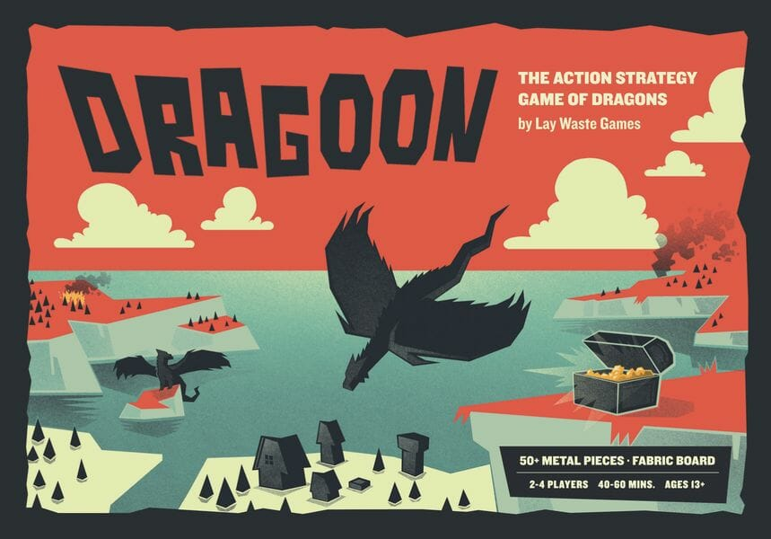 Dragoon cover