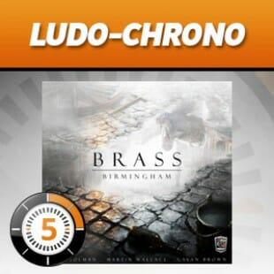 LUDOCHRONO – Brass : Birmingham